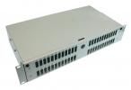 Panneau de brassage fibre optique coulissant rackable 2U 48 sorties duplex
