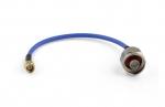 Cordon RP-SMA-Plug vers N-Mâle Flex-guide 15 cm