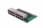 Parafoudre Ethernet RJ45 8 ports pour boitier rackable