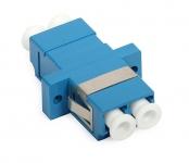 Adaptateur fibre monomode LC/UPC vers LC/UPC duplex