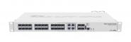 Switch réseau 24x SFP, 4x SFP+, 4x RJ45 MikroTik CRS328-4C-20S-4S+RM