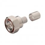 Connecteur à sertir 7/16 DIN mâle pour CNT-600/LMR-600 Times Microwave EZ-600-716M-X