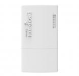 Switch réseau fibre extérieur 5 ports SFP MikroTik FiberBox CRS105-5S-FB