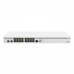 Routeur 16 ports RJ45, 2 ports SFP+ MikroTik CCR2004-16G-2S+
