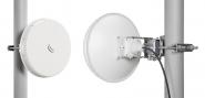 Pont 1,5 km Gigabit 60 GHz 802.11ad MikroTik Wireless Wire nRAY nRAYG-60adpair