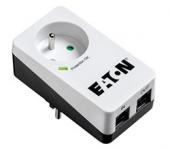 Parafoudre ligne électrique et réseau RJ45 Eaton Protection Box 1 Tel FR (PB1TF)