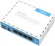 Routeur/Point d'accès 2.4 GHz MikroTik hAP Lite RB941-2nD
