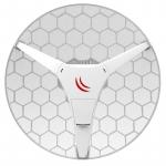CPE extérieur 60 GHz 802.11ad MikroTik LHG 60G RBLHGG-60ad