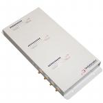 Micro-répéteur tri-bande 4 voies 800/900/2100 MHz StellaDoradus SD-RP1002-LGW-4P (Ampli + Alim)