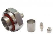 Connecteur à sertir 7/16 DIN mâle pour CNT-400/LMR-400