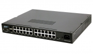 Switch réseau PoE administrable 24 ports + 2 SFP Netonix WS-26-400-AC