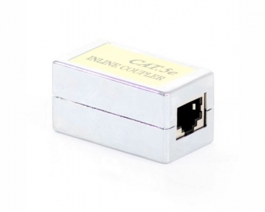Coupleur Ethernet RJ45 Blindé
