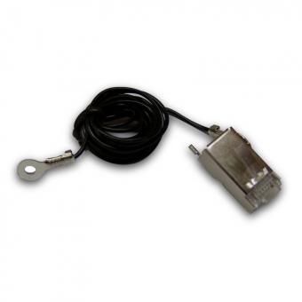 Connecteur RJ45 blindé avec câble de mise à la terre TOUGH Cable Connector Ubiquiti (l'unité)