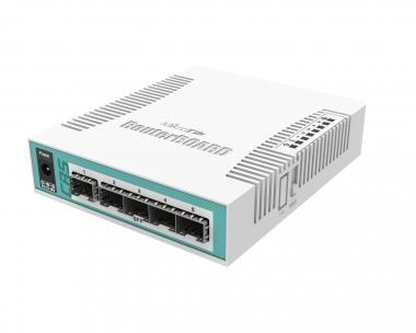 Switch réseau 5x SFP & 1x Combo SFP/RJ45  MikroTik CRS106-1C-5S