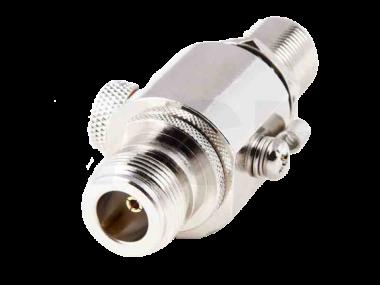 Parafoudre N-Femelle / N-Femelle bulkhead 0-6 GHz