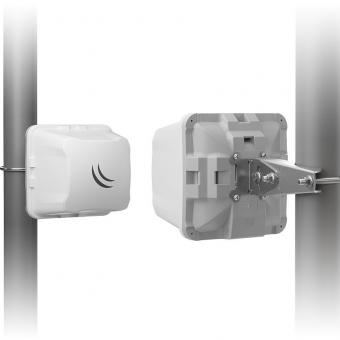 Pont 800 mètres Gigabit 60 GHz + 5 GHz MikroTik Wireless Wire Cube CubeG-5ac60adpair