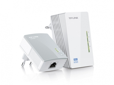 Kit CPL 600 MBits avec AP WiFi N 300 TL-WPA4220KIT (Version 600 Mbps)