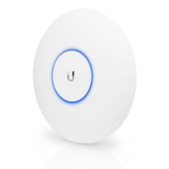 Point d'accès Ubiquiti UniFi Compact UAP-nanoHD Wave2 802.11ac MU-MIMO Lot de 3