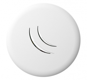 Point d'accès plafond/mural 2.4 GHz MikroTik RouterBOARD cAP lite