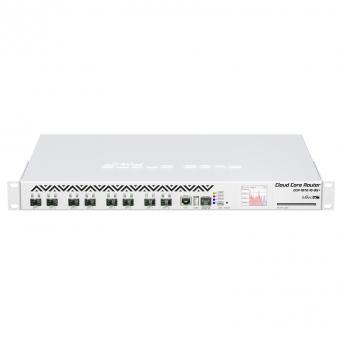 Routeur central hautes performances MikroTik Cloud Core CCR1072-1G-8S+