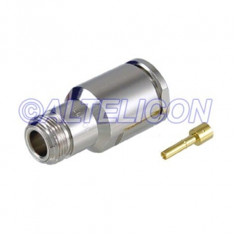 Connecteur à presse-étoupe N-Femelle pour CNT-600/LMR-600
