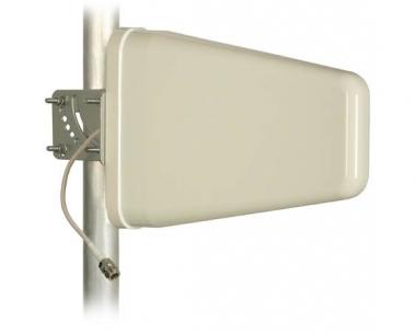 Antenne directionnelle multi-bande GSM/DCS/UMTS/LTE 7.5/10 dBi