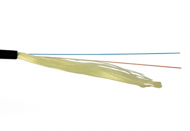 Câble fibre monomode LSOH G657A2 9/125 1x24 (1 mètre)