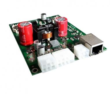 Carte d'alimentation avec convertisseur Hornet PSU ETH - PoE 10 à 24 Volts