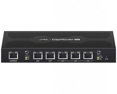 Routeur Ubiquiti EdgeRouter EdgeMAX POE 5 ports