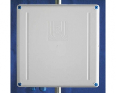 Boîte étanche avec fixation mât 326x326x90mm GentleBOX JE-300