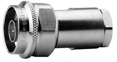 Connecteur à presse-étoupe N-Mâle pour H-155/CNT-240/LMR-240 Telegärtner J01020A0167