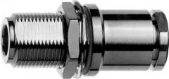 Connecteur à presse-étoupe N-Femelle châssis pour RG-213 Telegärtner J01021H1078