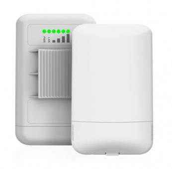 Point d'accès/CPE extérieur 2.4 GHz LigoWave LigoDLB 2-9 avec antenne intégrée 9 dBi