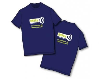 T-Shirt MHzShop (Taille XXL)