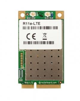 Carte Mini PCIe 4G/LTE MikroTik R11e-LTE