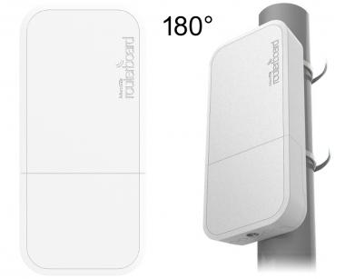 Point d'accès wAP 60Gx3 60 GHz 802.11ad 180° MikroTik RBwAPG-60ad-SA