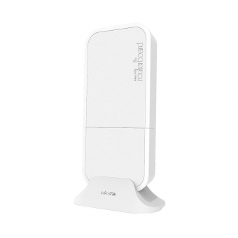 Routeur 2G/3G/4G-LTE intérieur/extérieur MikroTik wAP LTE Kit RBwAPR-2nD&R11e-LTE-SMA