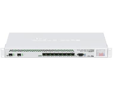 Routeur central hautes performances MikroTik Cloud Core CCR1036-8G-2S+EM