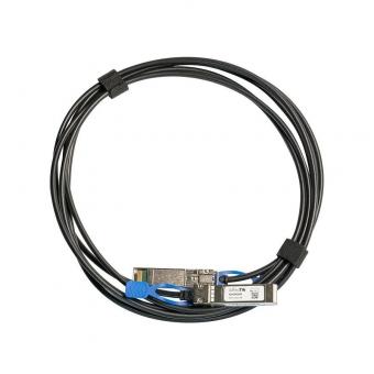 Cordon 1 mètre avec module SFP/SFP+/SFP28 MikroTik XS+DA0001