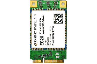 Carte Mini PCIe 4G/LTE Quectel 4G LTE Express EC20-E