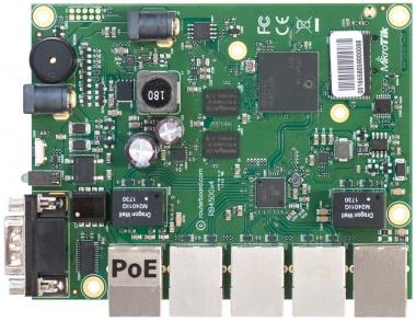 RouterBoard MikroTik RB450Gx4