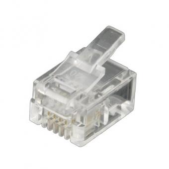 Connecteurs RJ11 (lot de 10)