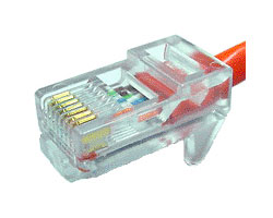 Connecteur RJ45 Cat 5e (lot de 100)