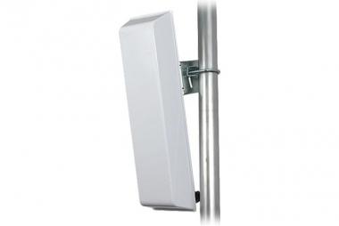 Antenne Sectorielle Double Polarité 2.4 GHz 15 dBi 180°/17°