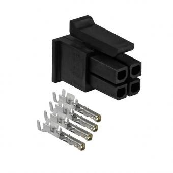 Connecteur 4 broches pour Routeurs 4G Teltonika PR4MK04K