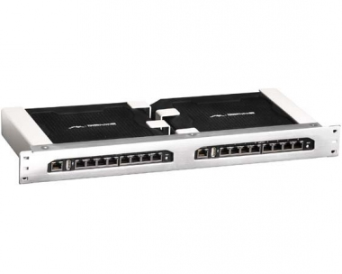 Switch réseau PoE administrable 16 ports 24V/48V 10/100/1000 Ubiquiti EdgeSwitch ES-16XP (ex TS-16 Carrier)