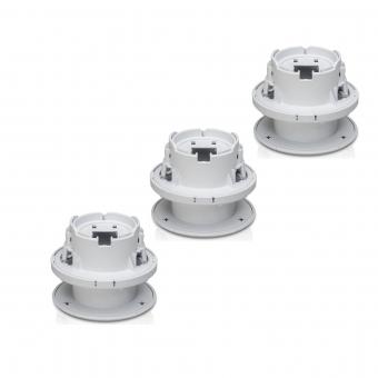 Support plafond UVC-G3-F-C-3 pour Ubiquiti UVC-G3-Flex (lot de 3)
