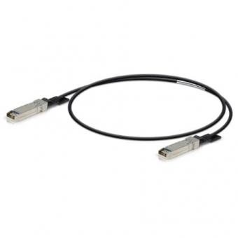 Cordon 1 mètre avec modules SFP+ 10 Gbps Ubiquiti UDC-1