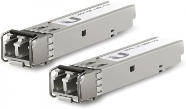 Paire de Modules SFP 2xLC multimode Ubiquiti UFiber UF-MM-1G