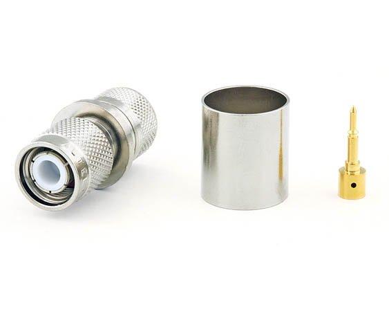 Connecteur à sertir TNC-Mâle pour CNT-600